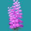 ORN Violet Sea Blossom
