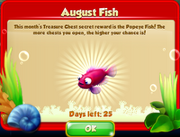 Popeye Fish