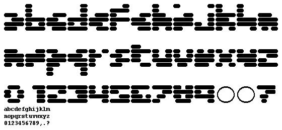 Invalid Font