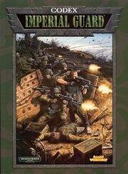 Codex Imperial Guard 3E