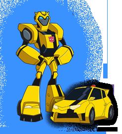 Bumblebee-animated