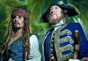 Sparrow and Barbossa Pirates 4-535x369