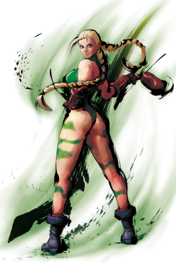 Cammy (Street Fighter character)