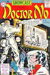 Dr No DC comics