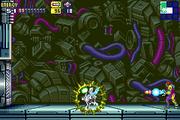 Metroid Fusion X-Boss