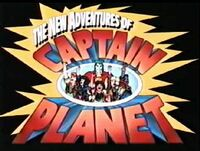 The New Adventures of Captain Planet title