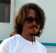 Johnny depp blurry CC-BY-cropped