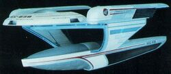Oberth class starship