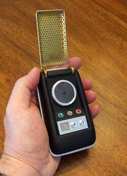 20090704-1971 StarTrekTOSCommunicatorReplica.jpg