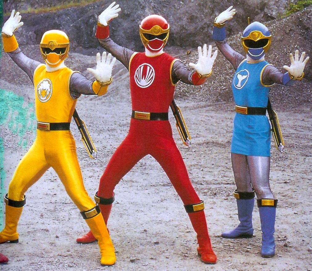 Ninja Storm Power Rangers | Neo Encyclopedia Wiki | FANDOM ...
