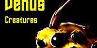 Venus Creatures