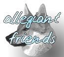 Allegiant friends