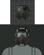 XM54 Gas Mask (full)
