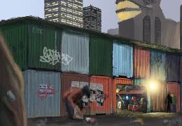 Junk Market Picture
