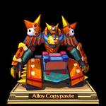 Copypaste Figure Icon V