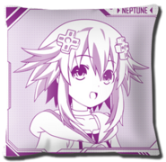 Neptune Cushion Cover Anime
