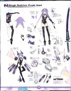 PurpleHeartSketch