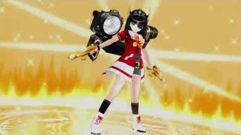 PS4 60 FPS Shin Jigen Game Neptune Victory 2 K-Sha all Attack skills EXE moves