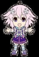 Neptune Rubber Strap Anime
