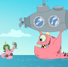 Subfishing