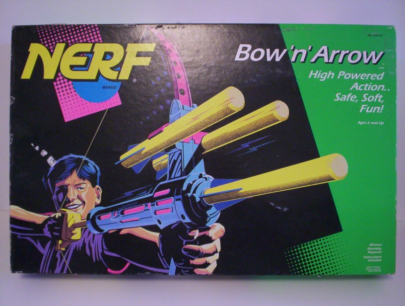 Image result for nerf bow and arrow