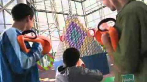 Nerf Vortex Firestorm Commercial 90s