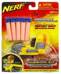 Pinpoint sight mission kit