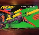 Sonic Stinger Bow 'n' Arrow