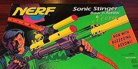 Sonic Stinger Bow 'n' Arrow