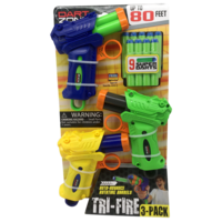 Tri-Fire3pack