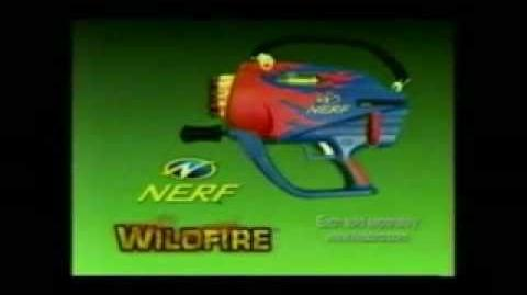 Nerf Ad- Wildfire (1999)