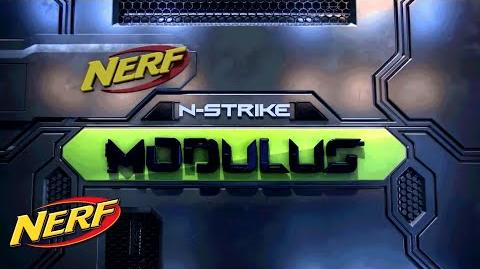 NERF - 'Modulus Core Blaster' TV Promo