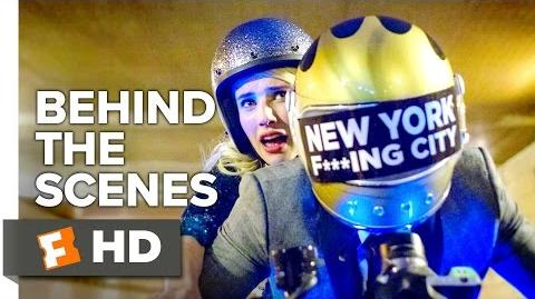 Nerve Behind the Scenes - The Blind Ride (2016) - Emma Roberts Movie