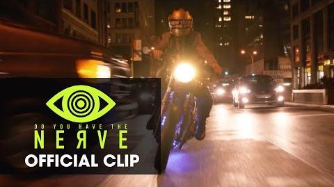 """Nerve (2016 Movie) Official Clip – """"Blindfold"""""""