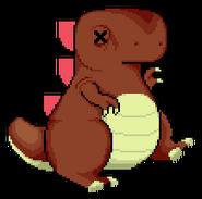 Dinoquake-trexmustdie
