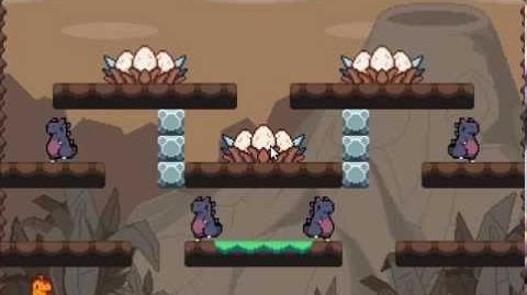 Dino Quake Level 17
