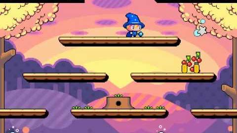 Drop Wizard (browser version) Level 8