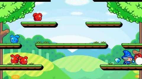 Drop Wizard (browser version) Level 3