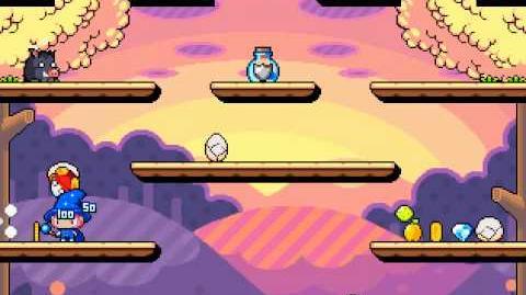 Drop Wizard (browser version) Level 11