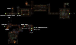 Map The Kobold-Infested Sewer