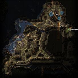 Seeking a Suspect Quest Map