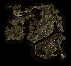 Into the Tower Quest Map