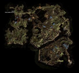 Prejudiced Quest Map