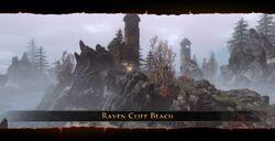 NW Raven Cliff Beach