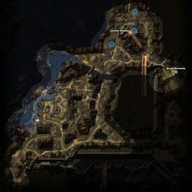 Location Scouting Quest Map