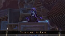 Yalghoor the Rank