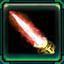 Burning blade
