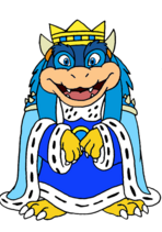 Stitch Royal Koopa
