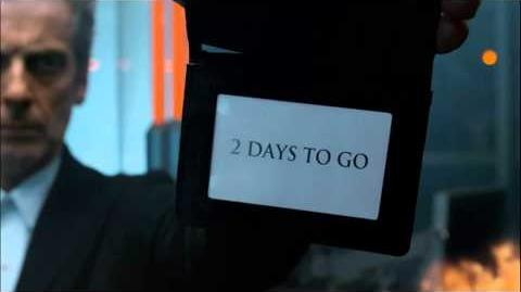 2 Days to Go - Doctor Who Series 8 Teaser Trailer - BBC One
