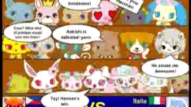 Jewelpet Candado Episode 6 - Aidez de Septiembre~dado